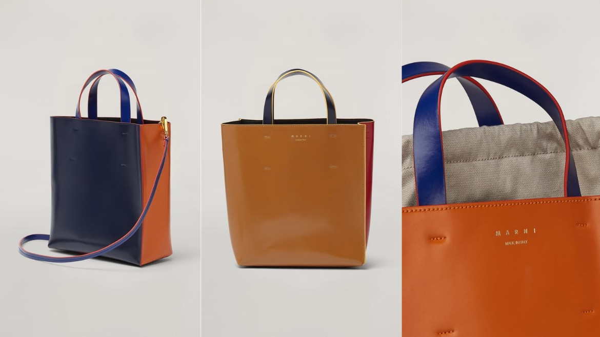 MARNI Museo Shopping Bag HK$8,400