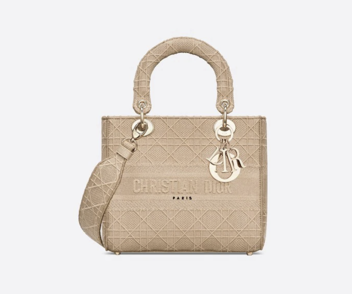 DIOR Lady D-Lite Bag HK$34,500