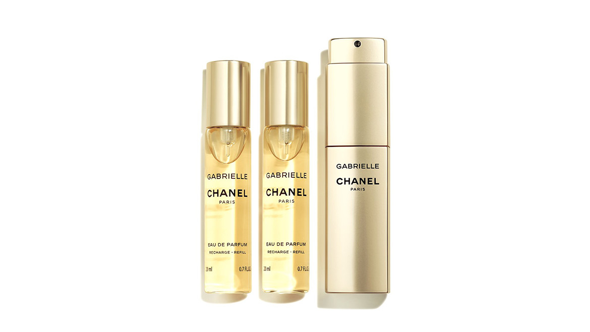 GABRIELLE CHANEL Twist and Spray HK$1,215/3x7ml