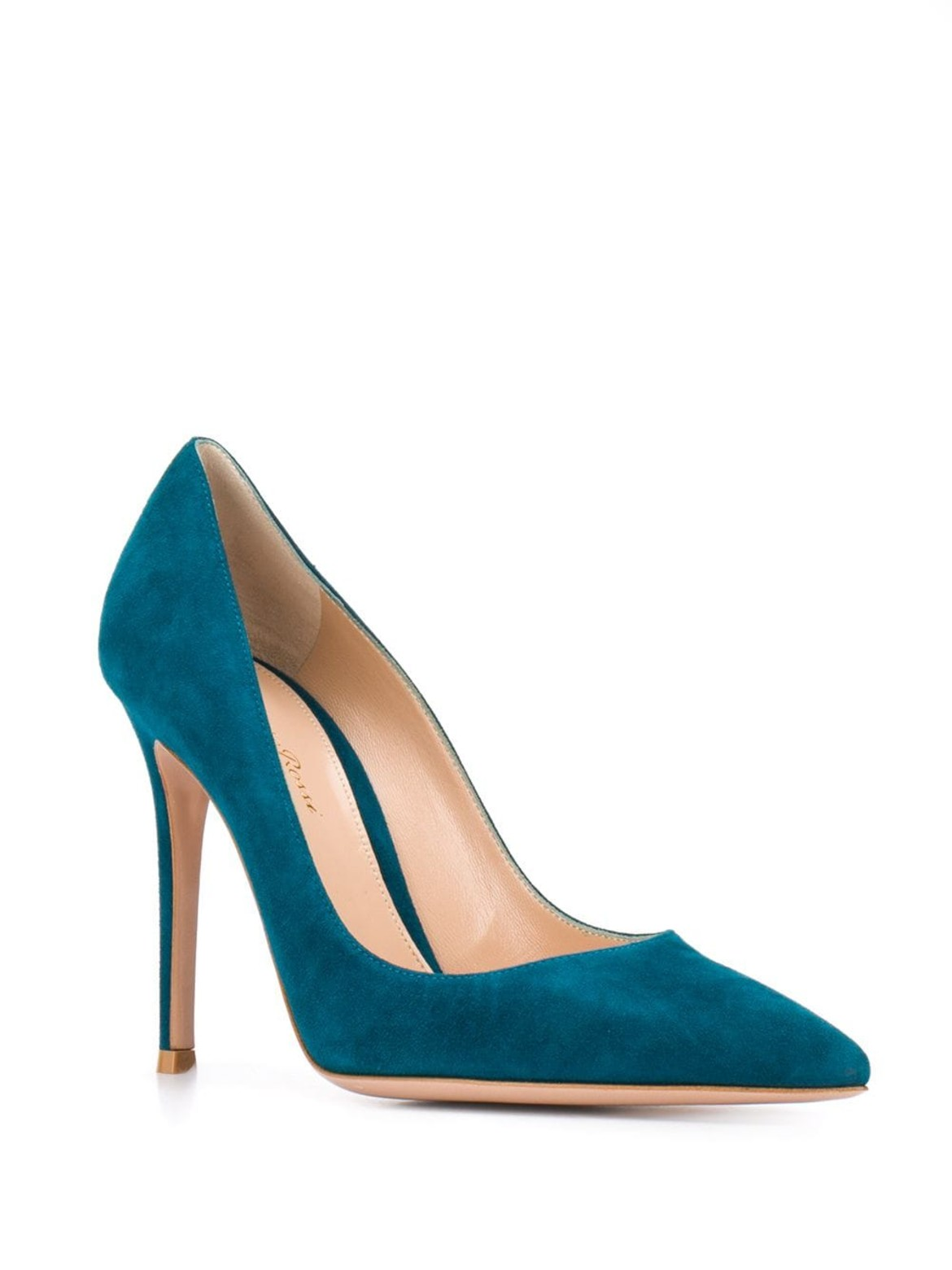 GIANVITO ROSSI pointed toe 105mm pumps HK$5,045 from farfetch