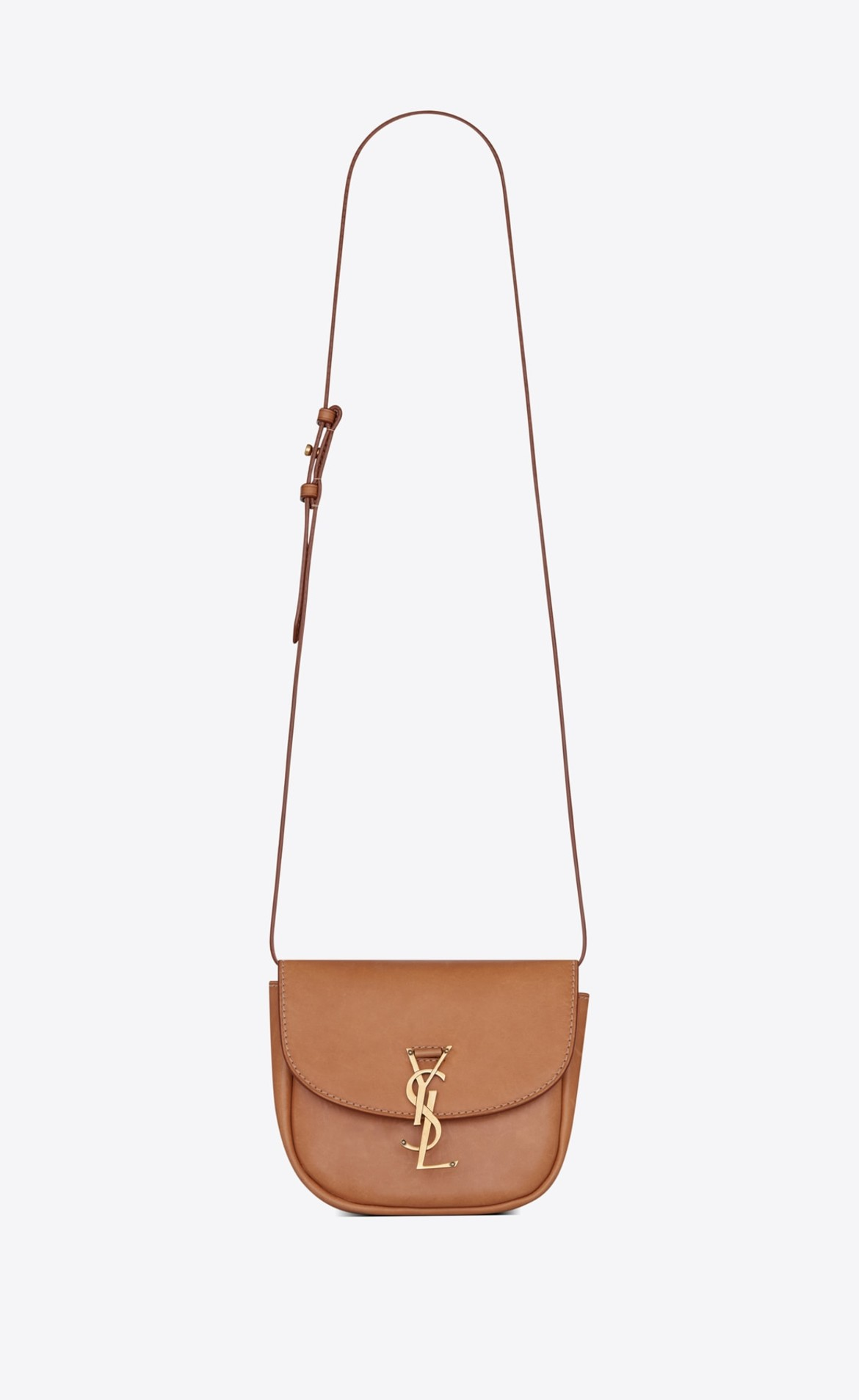 KAIA SMALL SATCHEL IN SMOOTH VINTAGE LEATHER HK$12,900
