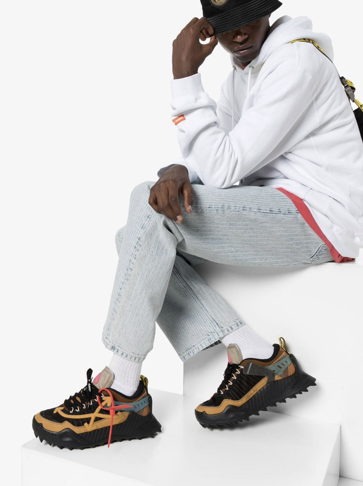 OFF-WHITE Odsy-1000 low-top sneakers HK$6,365 from farfetch