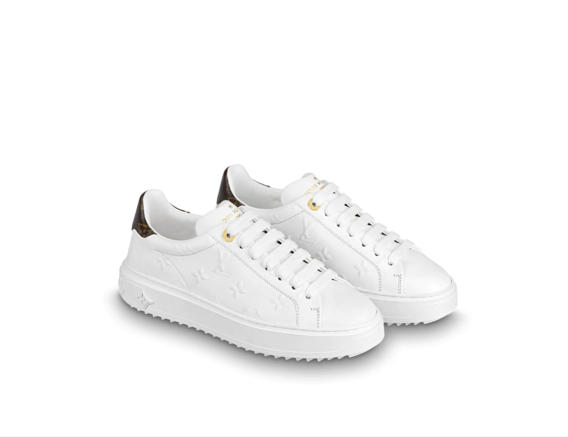 LOUIS VUITTON Time Out Sneakers HK$7,500