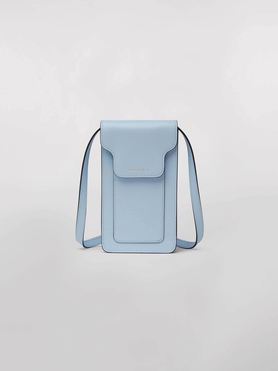 MARNI Leather Phone Case with Strap HK$4,900