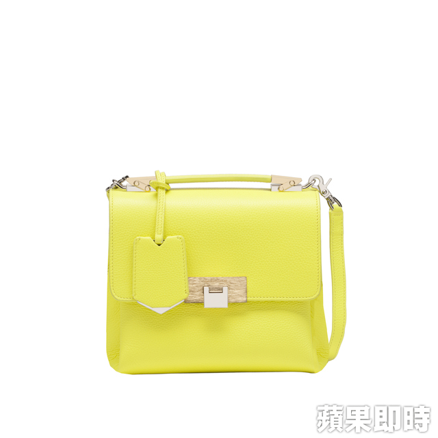 BALENCIAGA Le Dix Soft Mini Cartable。5萬3800元  品牌提供