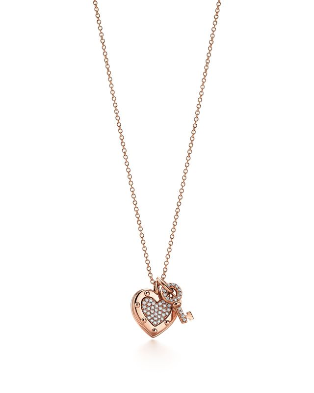 Return to Tiffany Love Heart 18K99000