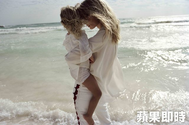 Chloe for NET-A-PORTER盛夏別注系列。