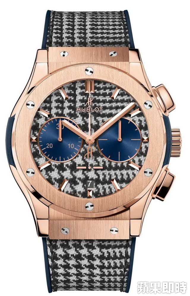 HUBLOT Classic fusion Italia Independent King Gold1089000