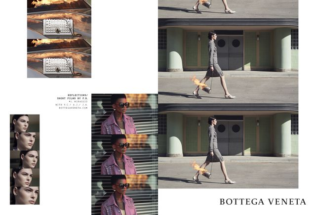 Bottega VenetaReflections2018Mirragio Fire