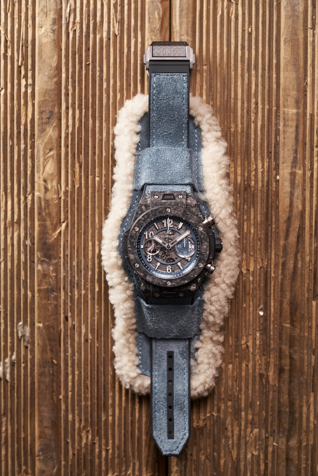 HUBLOT Big Bang Alps 45mm100782000