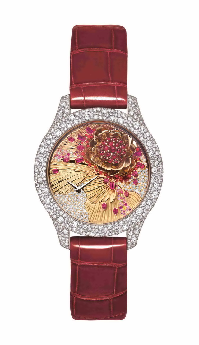 DIOR Grand Soir Red Botanic N11860