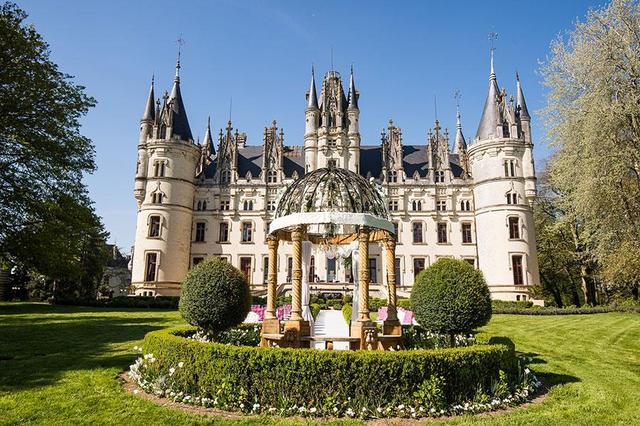 Chateau Challain。翻攝官網