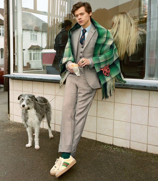GUCCI2018Harry Styles