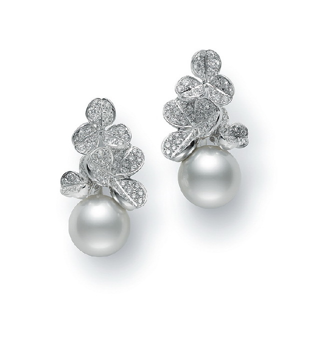 MIKIMOTO Fortune Leaves Collection682000