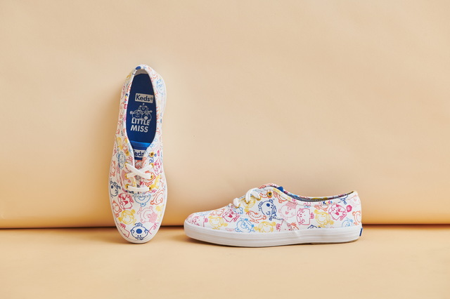 Keds X LITTLE MISSCHAMPION2690