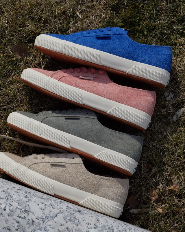 Superga x Highsnobiety 2750
