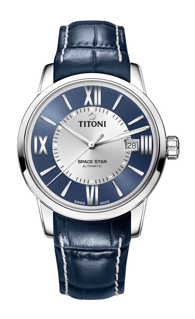 TITONI Space Star35300