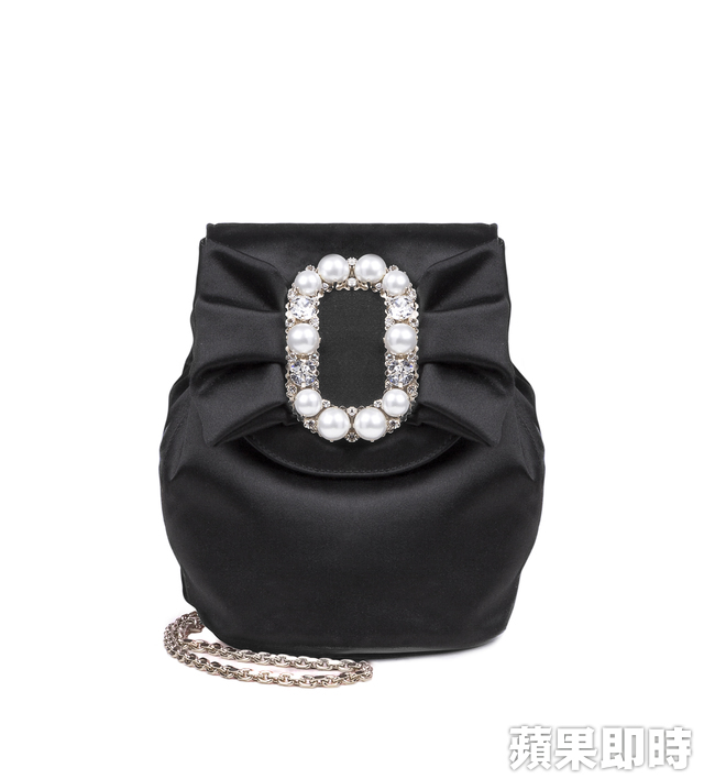 Roger Vivier Bow Pearl Buckle69200
