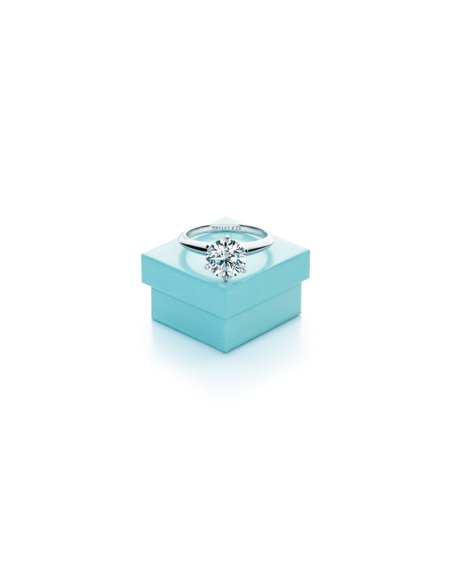 TIFFANY  Co2020The Tiffany Setting
