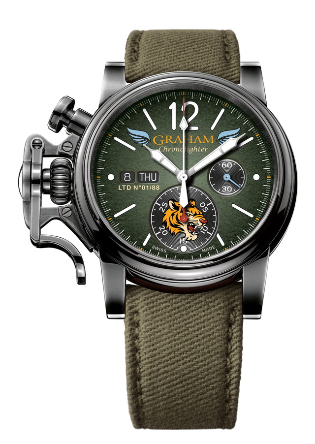 GRAHAM Chronofighter88198000