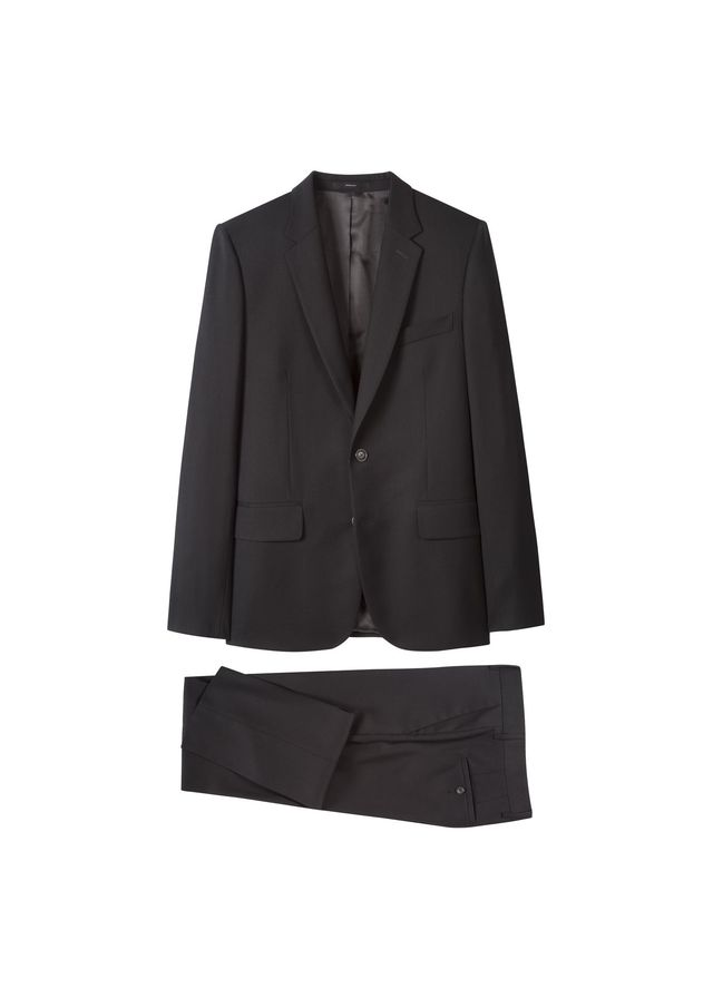 Paul Smith for Men In BlackA Suit To Travel In58500