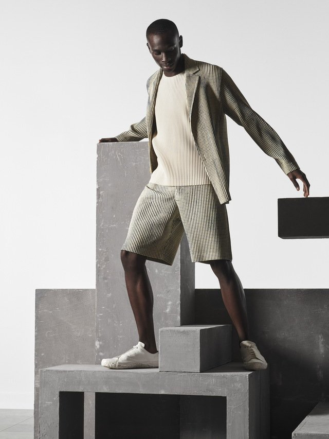 HOMME PLISS ISSEY MIYAKE