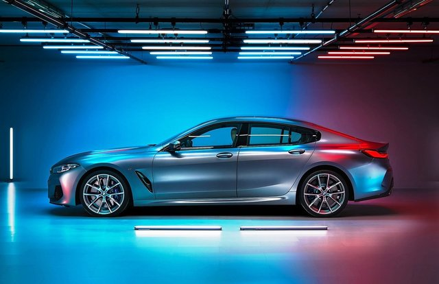 BMW M850i Gran Coupe xDrive。業者提供