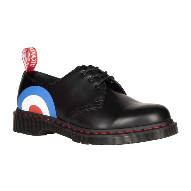Dr. Martens X The Who Collaboration聯名三孔鞋,5680元。品牌提供