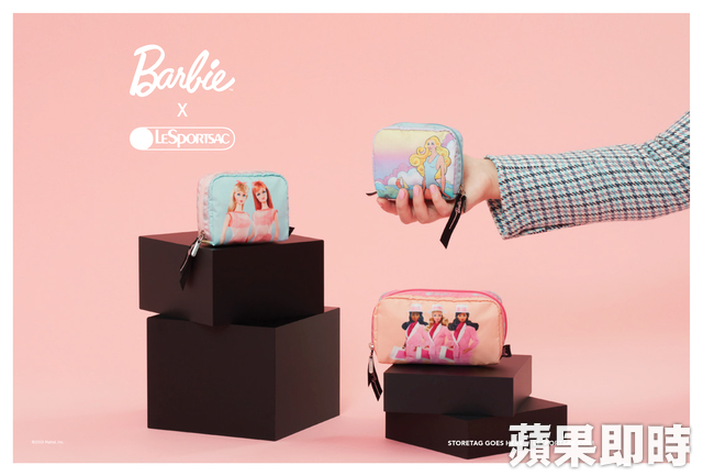 LeSportsac x Barbie