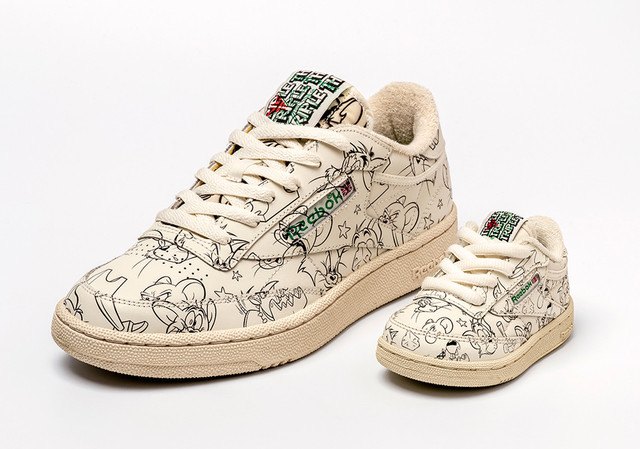 Tom and Jerry  Reebok1002005070Sneaker News