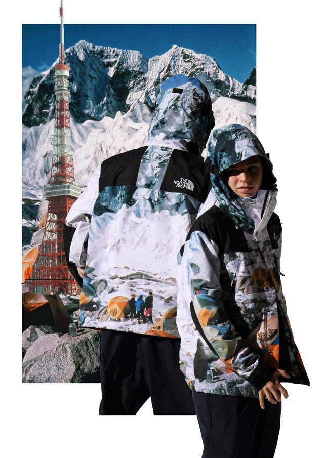 The ExpeditionMountain Jacket16380