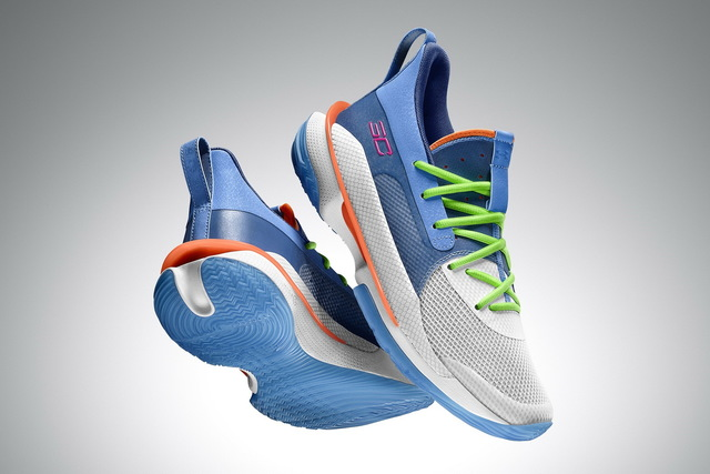 UA Curry 7 NERF Super Soaker5280