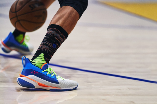 UA Curry 7 NERF Super SoakerNERF Super Soaker