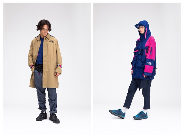 The North Face Urban ExplorationKAZUKI Pink