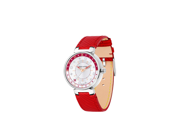 Tambour Moon Dual Time35mm107000