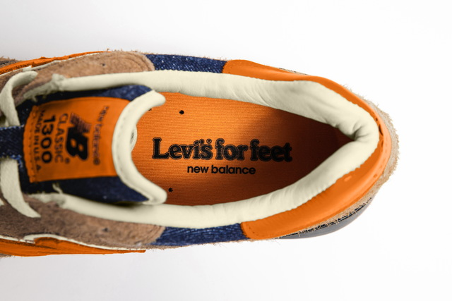 Levis for foot