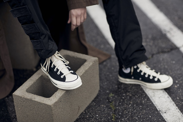 Converse x Fear of God ESSENTIALSChuck 70