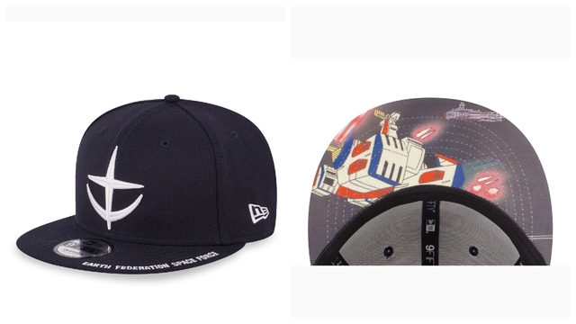 New Era x GUNDAM 9FIFTY RX-78-21680