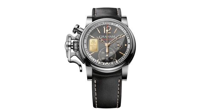 Chronofighter Vintage Emergency Gold44mmG174750268000