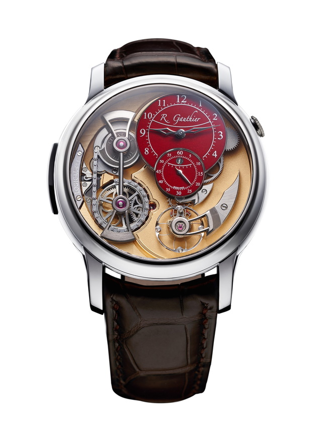 Romain Gauthier Logical One18K492