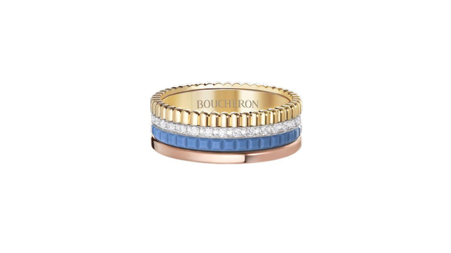 Quatre Blue208000BOUCHERON
