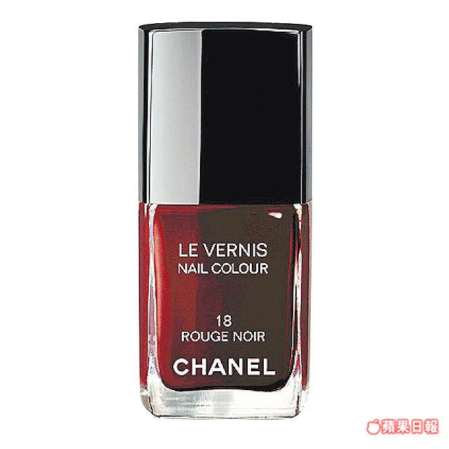 CHANEL 18 Rouge Noir850
