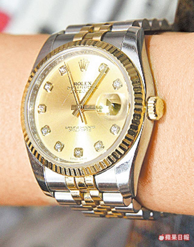 ROLEX Oyster Perpetual Datejust120