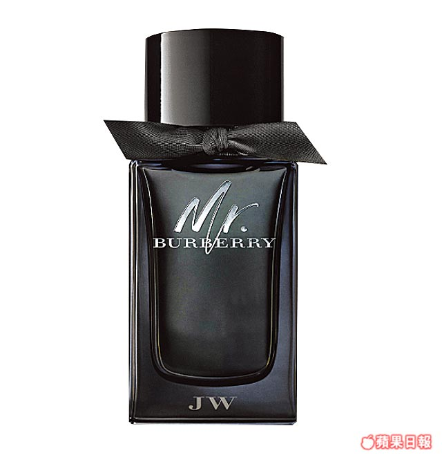 Francis Kurkdjian操刀的BURBERRY Mr. Burberry淡香精。100ml╱3600元