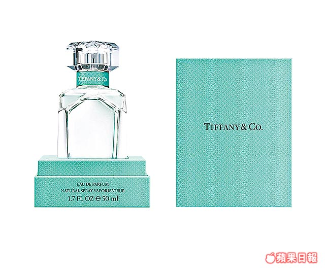 Tiffany & Co.相隔14年的同名淡香精新作。<BR>50ml╱3850元