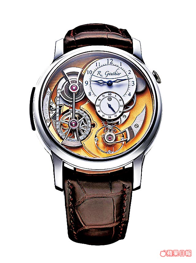 Romain Gauthier Logical OneK492