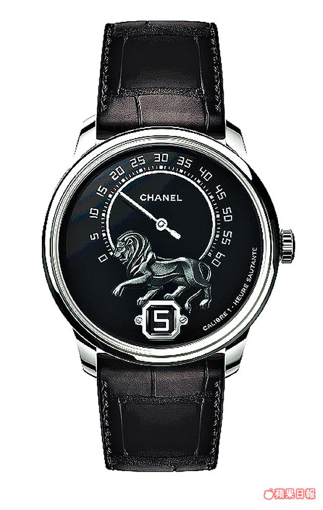 MONSIEUR de CHANEL20