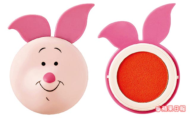 ETUDE HOUSE Happy with Piglet渲染腮紅霜#OR202。400元