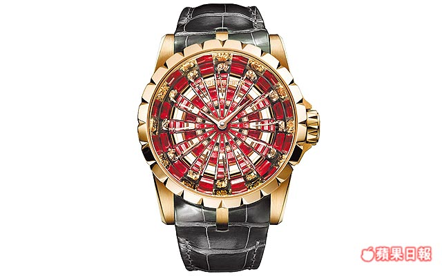 ROGER DUBUIS Excalibur Knights of the Round Table IV28870