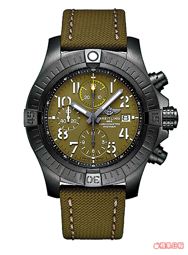 Avenger Chronograph 45 Night Mission175000